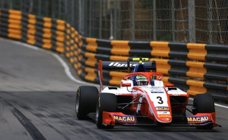 F3 | Frederik Vesti promosso dalla Prema
