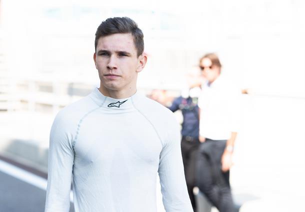 Coronavirus: Christian Lundgaard costretto a saltare i test di Formula 2