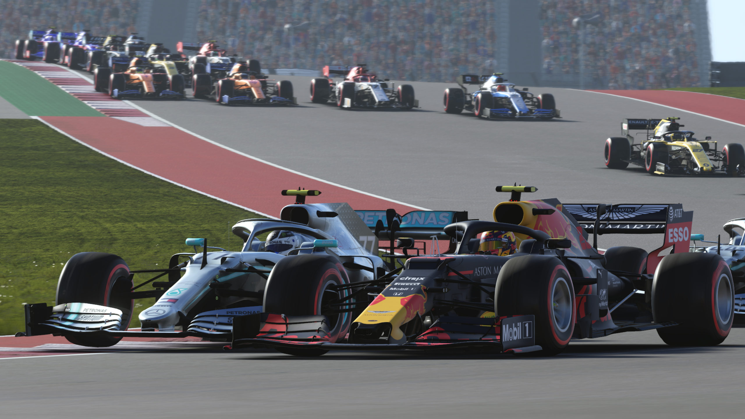 Virtual Grand Prix Series: le gare di Formula 1 diventano virtuali