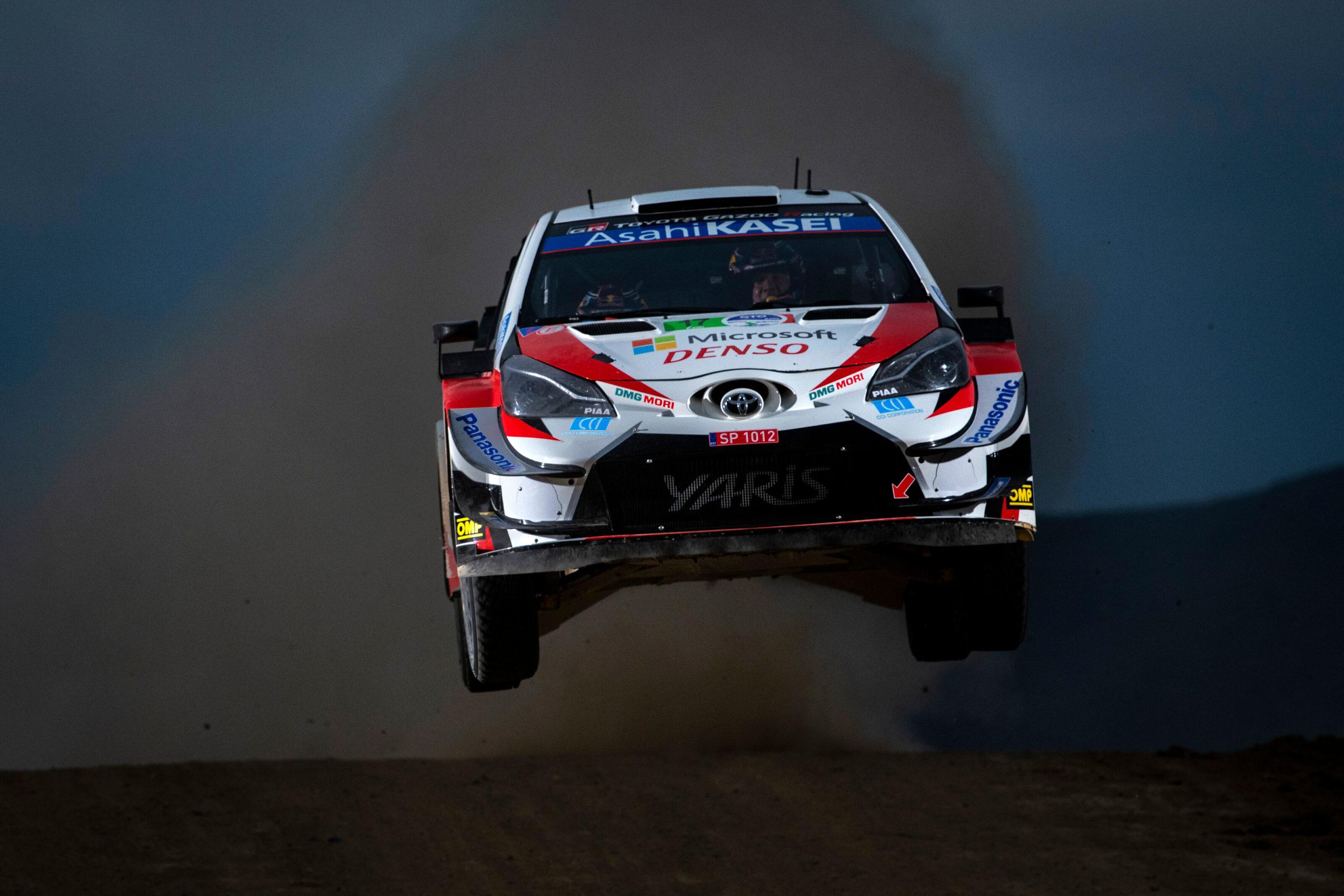 Rally Messico