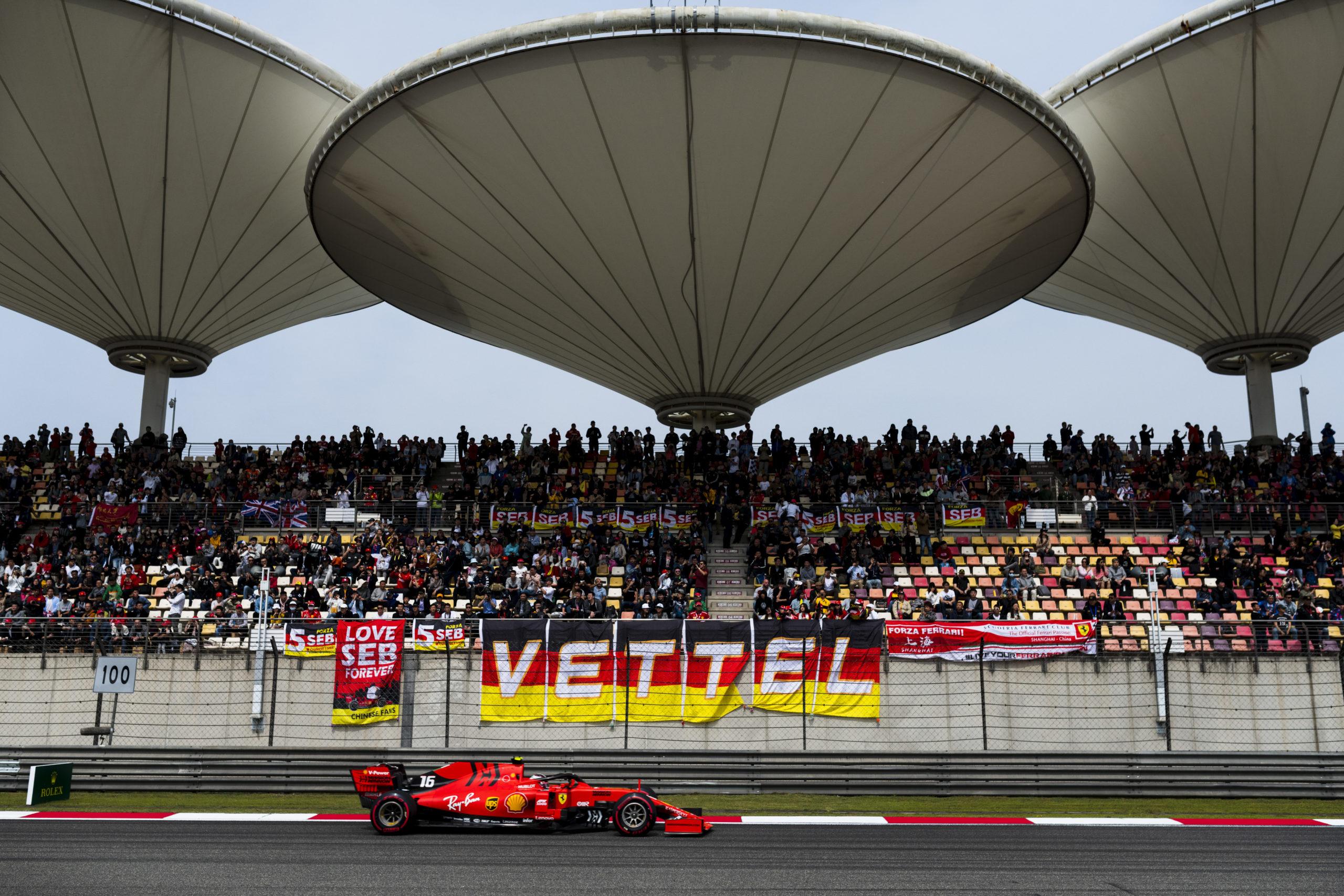 F1 | Carey traccia l'obiettivo: