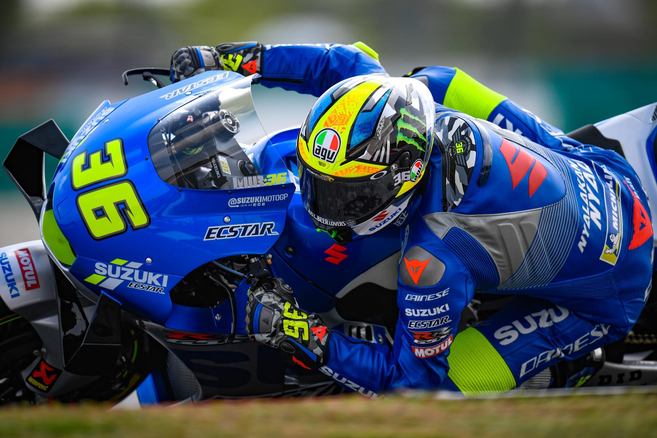 Moto: Mir rinnova, con la Suzuki fino al 2022