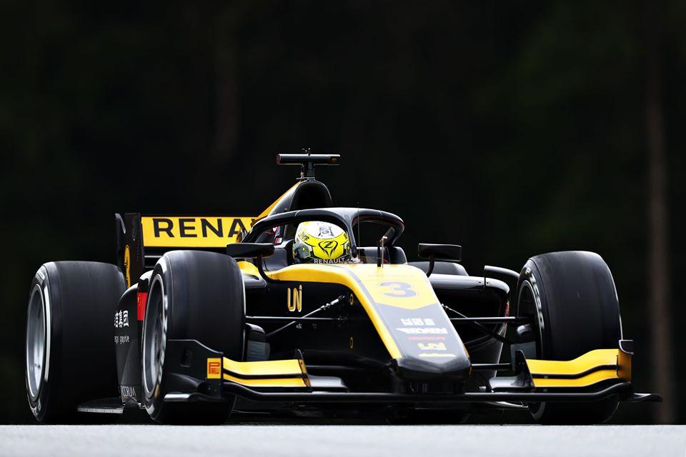 F1/ Formula 2, Mick Schumacher partirà quinto. Pole per Zhou, Ghiotto 7°