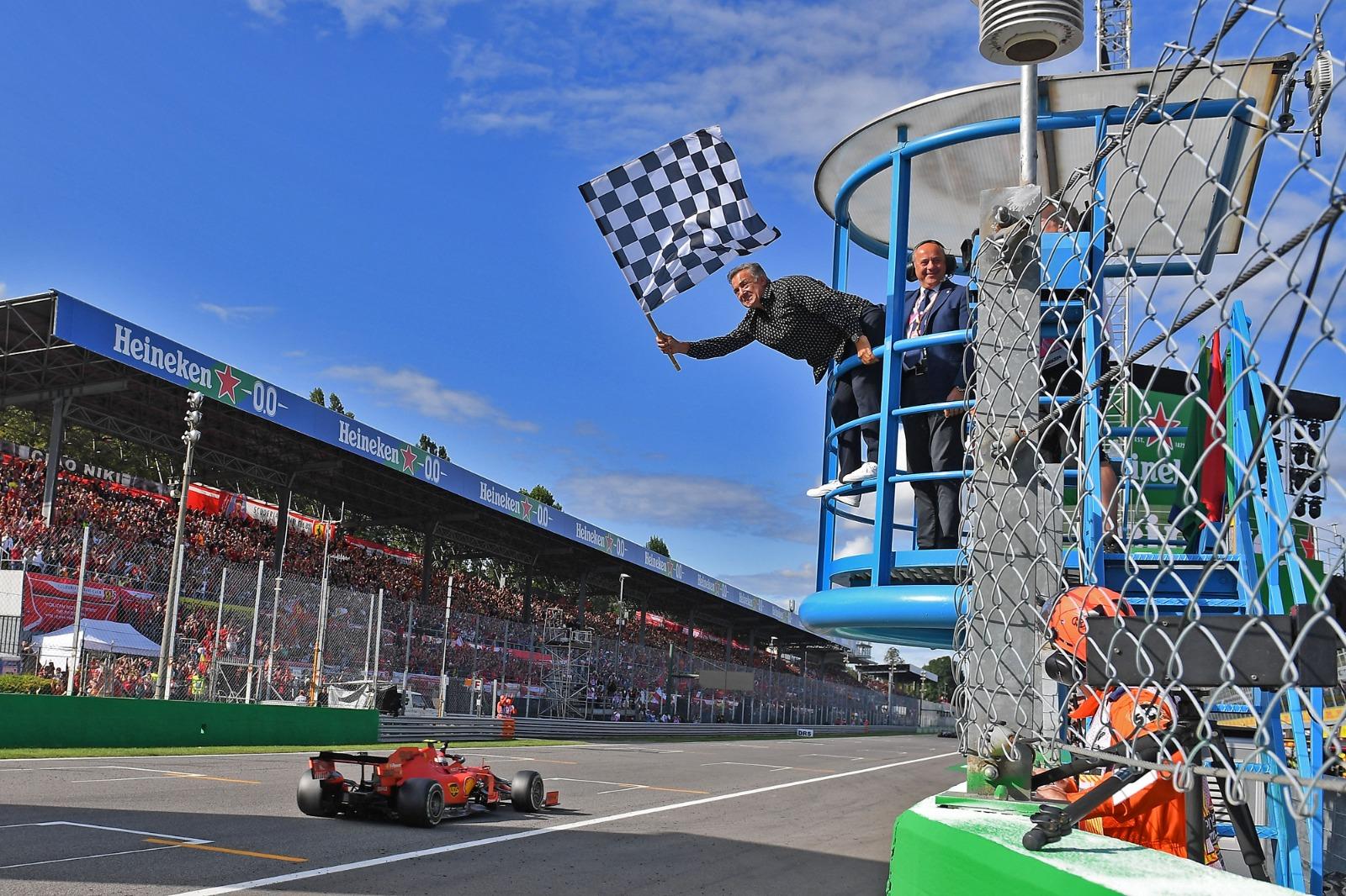 F1: Gp Monza, confermate porte chiuse, ci sarà rimborso biglietti