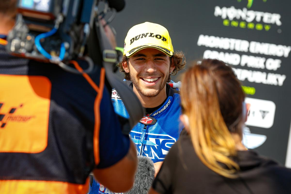 MotoGP. Enea Bastianini in Ducati nel 2021