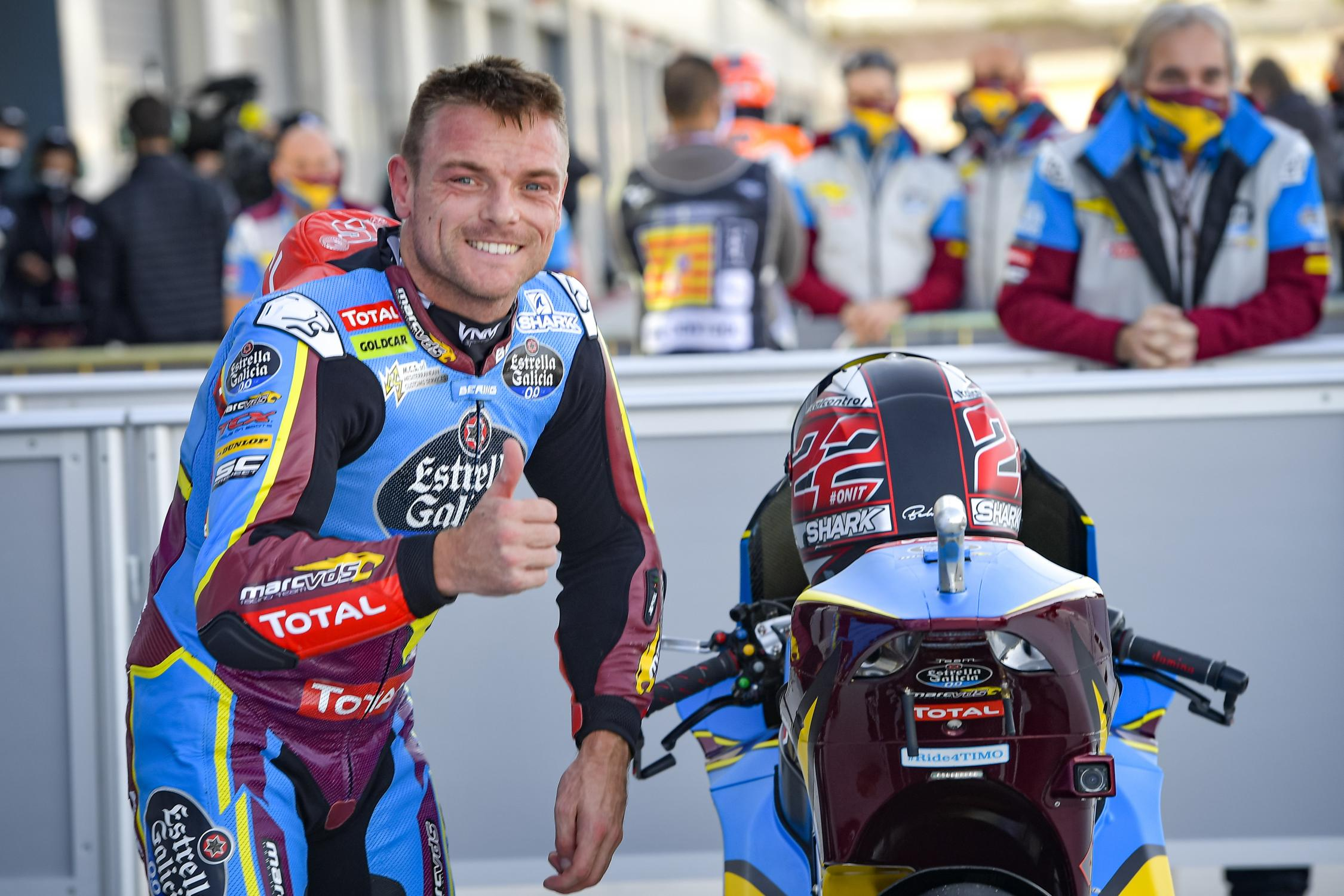 Moto2, rivoluzione in classifica dopo Aragon