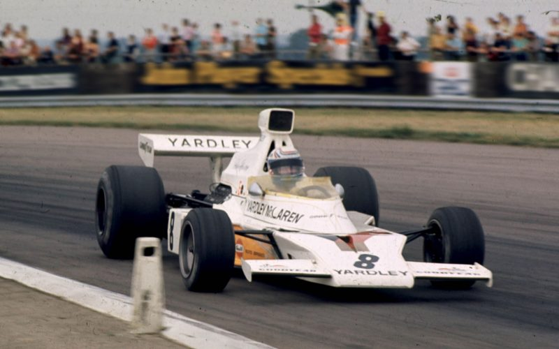 Peter Revson, driving for Yardley Team McLaren at the 1973 Great Britain Grand Prix. © McLaren Racing Ltd.  The Rulebook | Ep. 1: Bandiera rossa in Formula 1