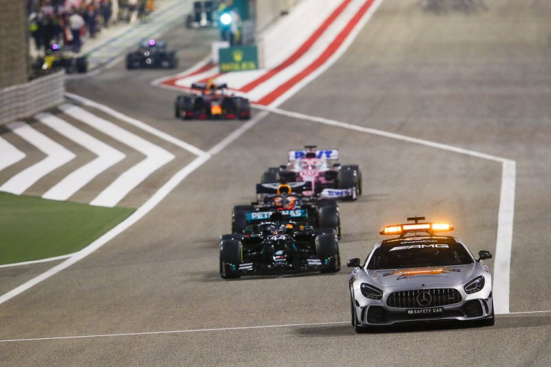 Ripartenza - 2020 Bahrain Grand Prix, Sunday - LAT Images