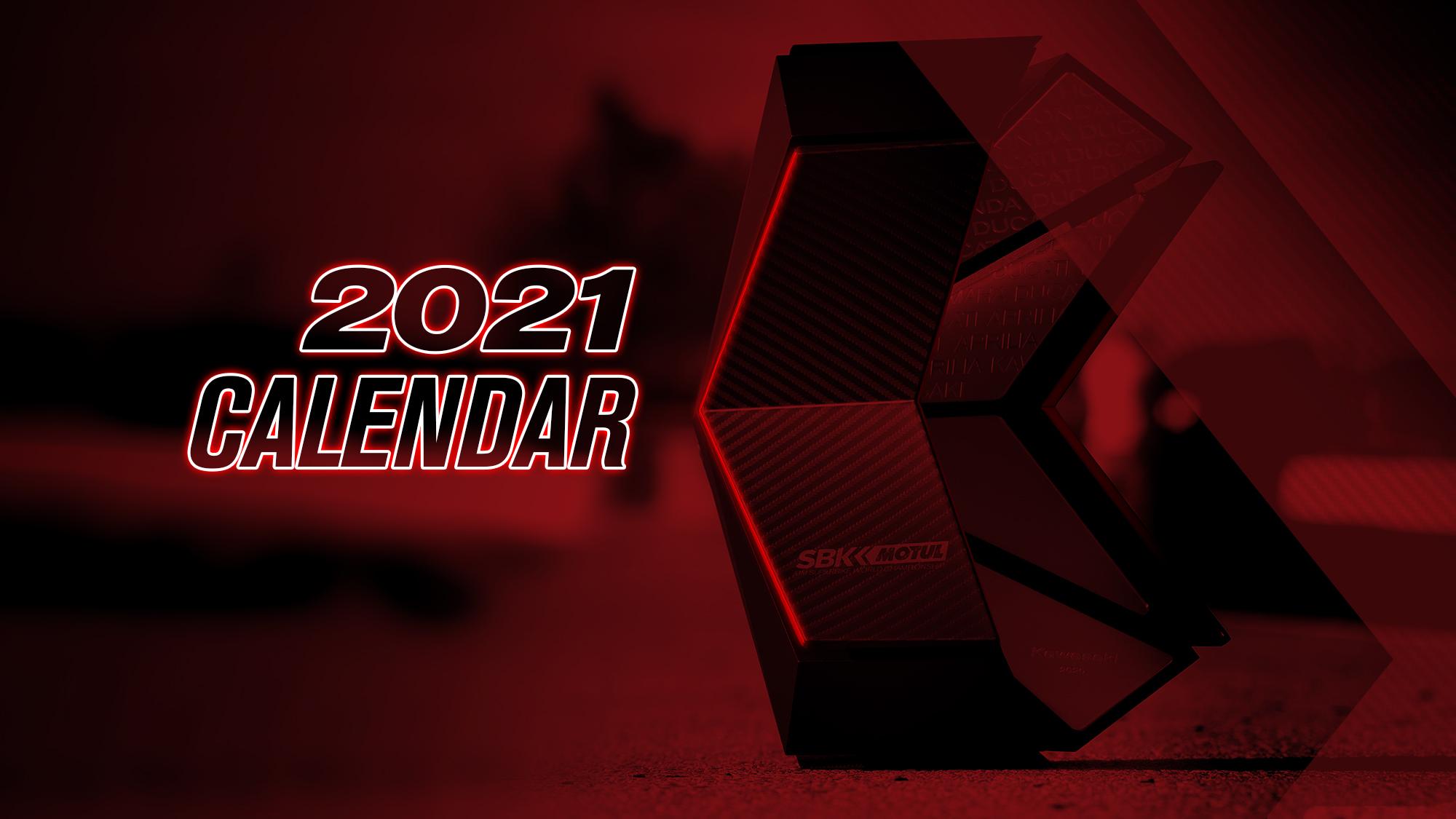 Superbike | Annunciato il calendario provvisorio 2021