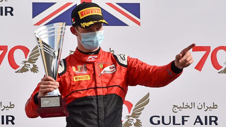 F1 Ferrari: Ilott nuovo test driver per il mondiale 2021