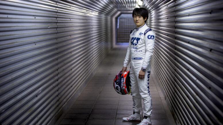 Yuki Tsunoda sarà in F1 con l'Alpha Tauri nel 2021