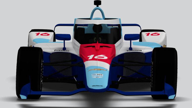 IndyCar   Simona de Silvestro con Paretta Autosport nella Indy500