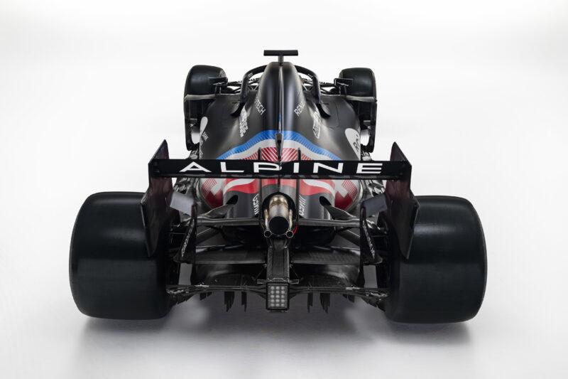 Renault, per Alpine futuro elettrico e motorsport con la F1