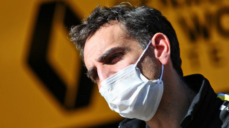 Cyril Abiteboul dice addio al Gruppo Renault