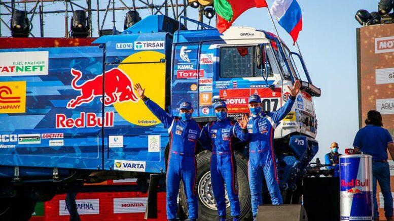 Sotnikov - Kamaz - Dakar 2021