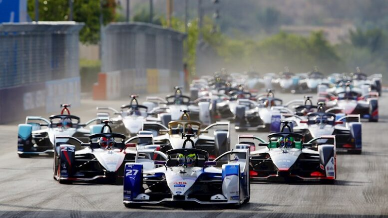 Formula E | Anteprima Diriyah ePrix 2021