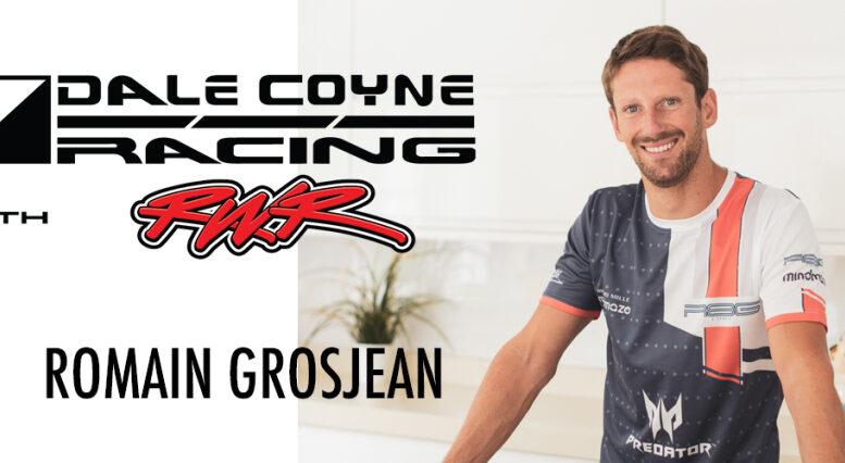 IndyCar   Romain Grosjean, Coyne e RWR insieme nel 2021