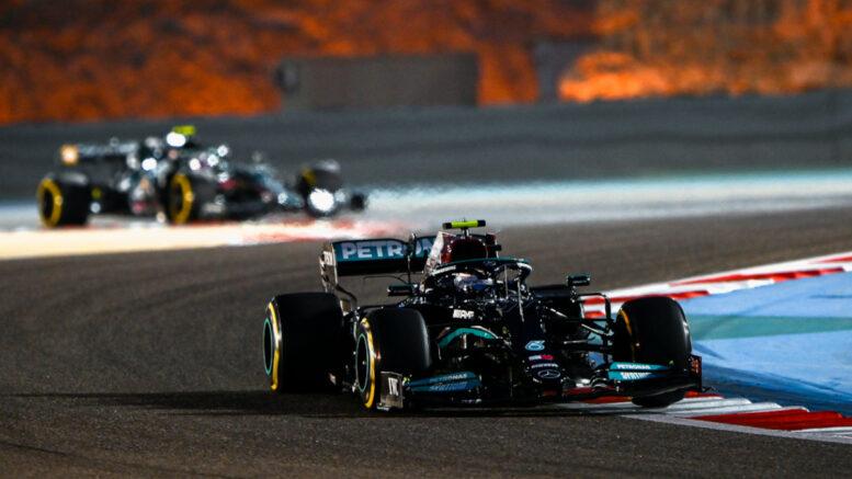 Mercedes venerdì Bahrain