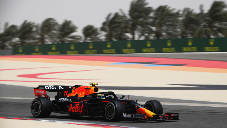 Sergio Perez - Red Bull Racing - Bahrain GP 2021