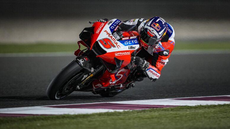 Zarco - Ducati Pramac - Losail 2021