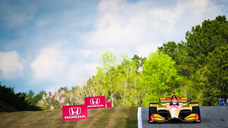 IndyCar 2021   Anteprima GP Alabama: Info e Orari