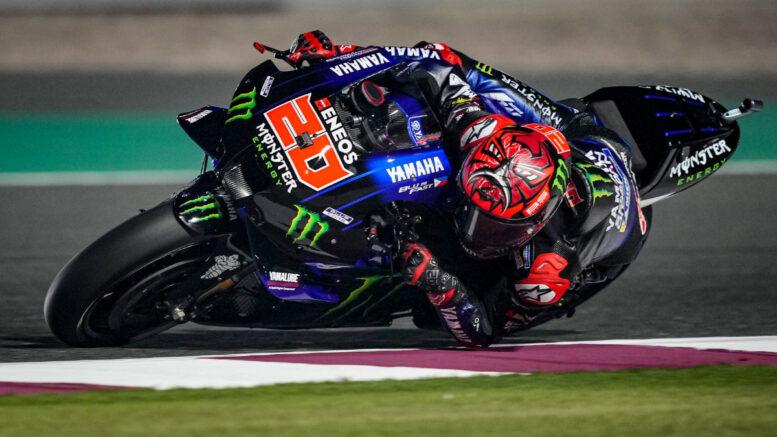 Yamaha Doha venerdì