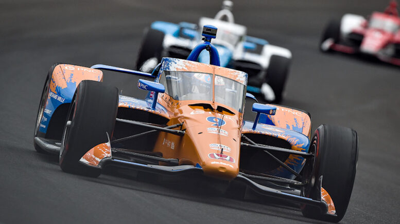 Indy500 2021 | Libere Day 2: Scott Dixon comanda nelle FP3