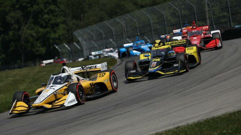 IndyCar 2021 |In Ohio finisce l'incubo Penske, campionato senza padroni