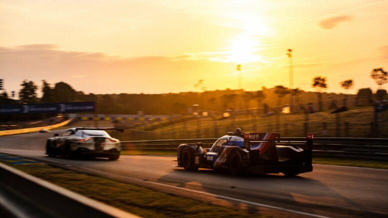 24h Le Mans, 18^ ora: Toyota #7 inizia lo sprint finale in testa